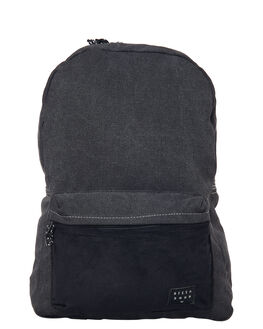 WASHED BLACK MENS ACCESSORIES BILLABONG BAGS - 9685007DWAA