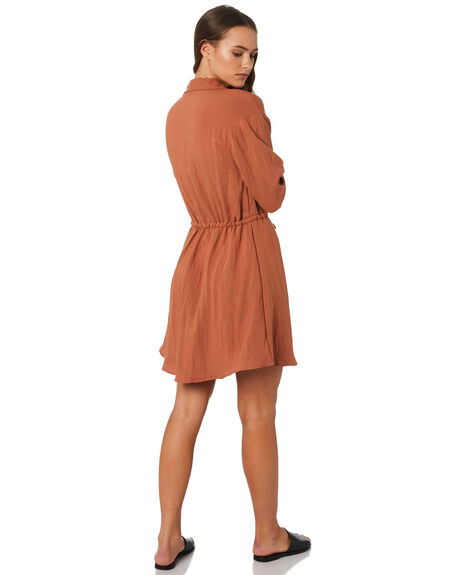 TOFFEE OUTLET WOMENS MINKPINK DRESSES - MP1809551TOF