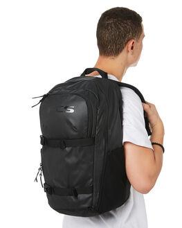 BLACK MENS ACCESSORIES FCS BAGS + BACKPACKS - ROAM-BLK-024BLK