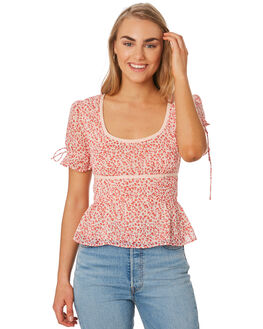 PINK PANTHER WOMENS CLOTHING THE EAST ORDER FASHION TOPS - EO190902TPINK