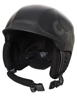 MATTE BLACK BOARDSPORTS SNOW OAKLEY PROTECTIVE GEAR - 99430FP-02K