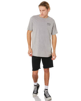 DRIZZLE MENS CLOTHING SILENT THEORY TEES - 4044071GRY