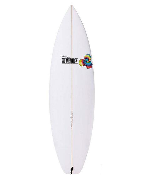 CLEAR BOARDSPORTS SURF CHANNEL ISLANDS SURFBOARDS - CIFRGROMCLR