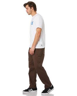 BROWN MENS CLOTHING ADIDAS PANTS - ED6595BRN