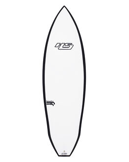 WHITE BLACK SURF SURFBOARDS HAYDENSHAPES PERFORMANCE - HSMERLOTFFWHTBK