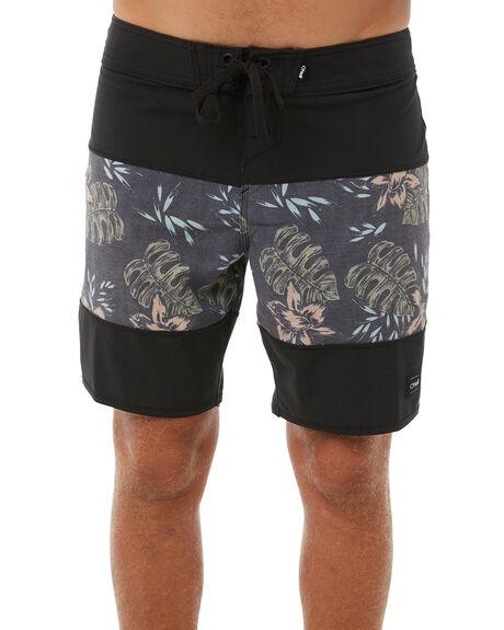 BLACK AOP MENS CLOTHING O'NEILL BOARDSHORTS - 4511801BLK