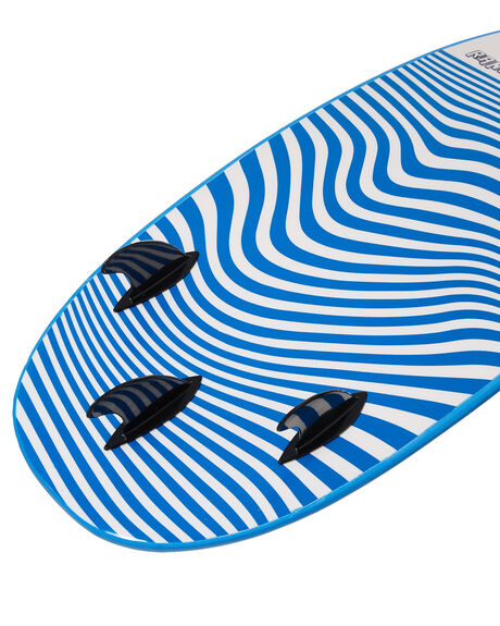 BLUE BOARDSPORTS SURF RANDOM SOFTBOARDS SOFTBOARDS - 130439BLU