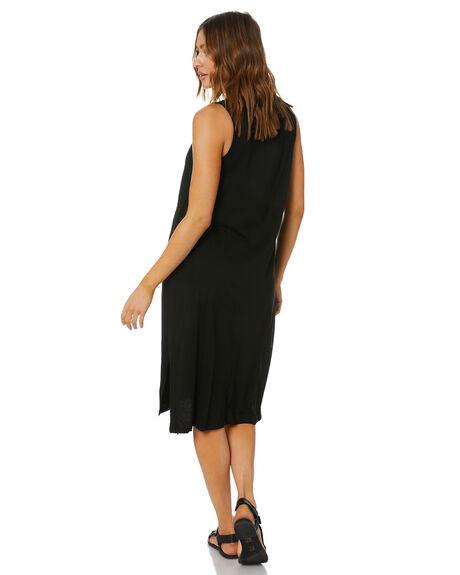 BLACK WOMENS CLOTHING BETTY BASICS DRESSES - BB269BLK