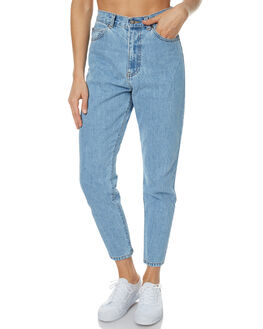 LIGHT RETRO WOMENS CLOTHING DR DENIM JEANS - 1430113LGHTR