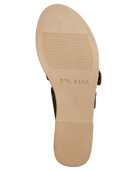 OLIVE WOMENS FOOTWEAR SOL SANA FASHION SANDALS - SS172S395OLIVE