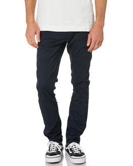 NAVY MENS CLOTHING VOLCOM PANTS - A1102001NVY
