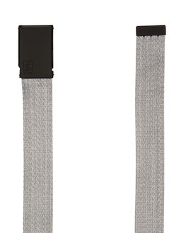 GREY HEATHER MENS ACCESSORIES BILLABONG BELTS - 9675654CGRY