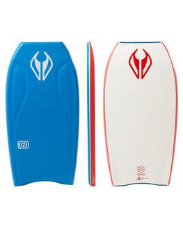ROYAL BLUE SURF BODYBOARDS NMD BODYBOARDS BOARDS - N18THREE41RBRLBLU