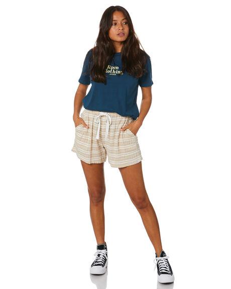 COBALT WOMENS CLOTHING RPM TEES - 20SW01BCOBALT