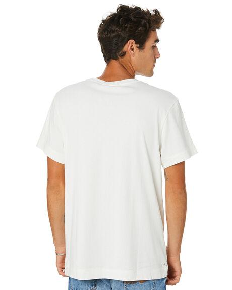 CHALK MENS CLOTHING MCTAVISH TEES - MW-20T-03CHALK