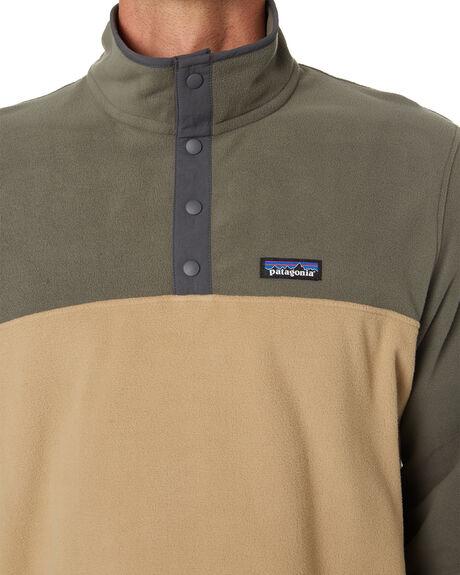 CLASSIC TAN MENS CLOTHING PATAGONIA HOODIES + SWEATS - 26165CSC