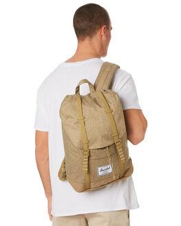 KELP CROSSHATCH MENS ACCESSORIES HERSCHEL SUPPLY CO BAGS + BACKPACKS - 10066-02731-OSKELP