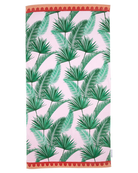 MULTI WOMENS ACCESSORIES SUNNYLIFE TOWELS - S01LUXKAMUL