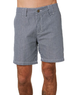 HICKORY STRIPE MENS CLOTHING DICKIES SHORTS - K4190805HST