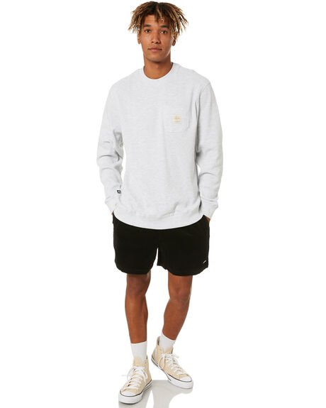 SNOW MARLE MENS CLOTHING STUSSY JUMPERS - ST007110SNWML