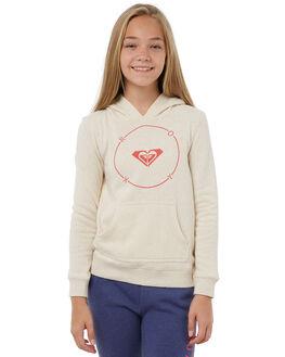 METRO HEATHER KIDS GIRLS ROXY JUMPERS - ERGFT03246TENH