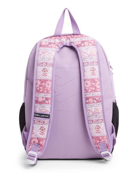 ORCHID WOMENS ACCESSORIES BILLABONG BAGS + BACKPACKS - BB-6603005-ORC