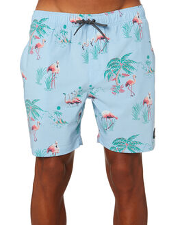 LIGHT GREEN MENS CLOTHING RIP CURL BOARDSHORTS - CBOVQ14820
