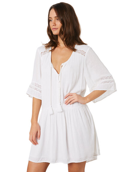 WHITE OUT WOMENS CLOTHING O'NEILL DRESSES - 5421611WOUT