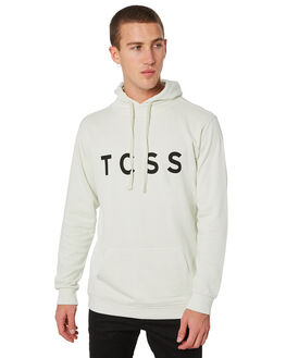 WHITE MENS CLOTHING THE CRITICAL SLIDE SOCIETY JUMPERS - SAF1707WHITE