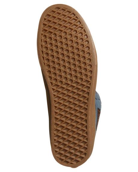 DARK SLATE WOMENS FOOTWEAR VANS SNEAKERS - SSVN-048EMLNSLATW
