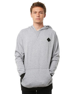 GREY MARLE OUTLET MENS RVCA JUMPERS - R183155GRYM