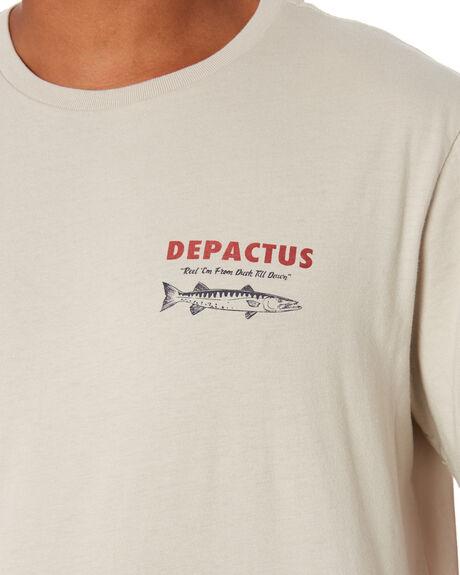 PUTTY MENS CLOTHING DEPACTUS TEES - D5204003LTGMA