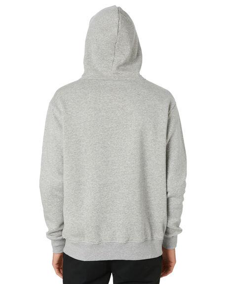 GREY MARLE MENS CLOTHING DICKIES HOODIES + SWEATS - K1210501GYML