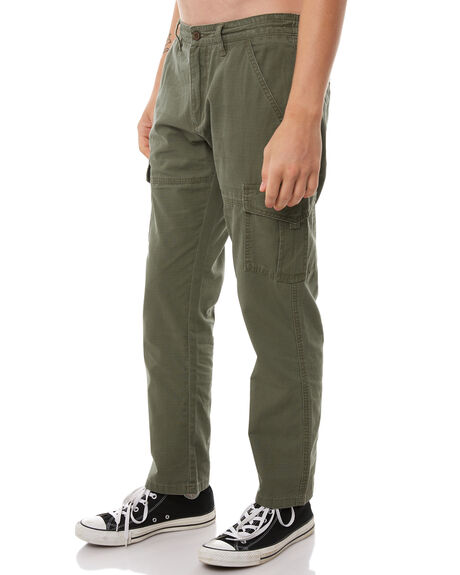 LODEN GREEN MENS CLOTHING BANKS PANTS - PT0038LGR