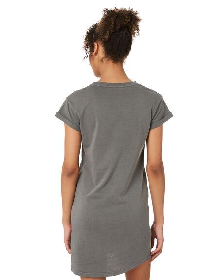 COAL WOMENS CLOTHING SILENT THEORY DRESSES - 6022049COAL