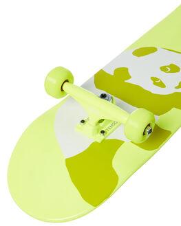 NEON GREEN BOARDSPORTS SKATE ENJOI COMPLETES - 10517672NGRN
