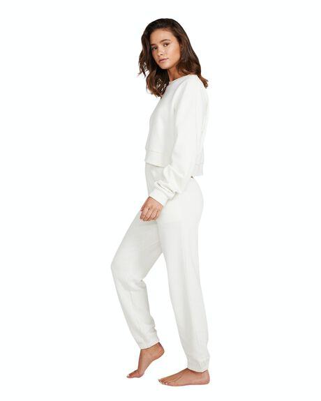 ECRU WOMENS CLOTHING GENERAL PANTS CO. BASICS HOODIES + SWEATS - 35691100022