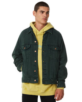 TRAIL GREEN MENS CLOTHING INSIGHT JACKETS - 5000002776TGRN