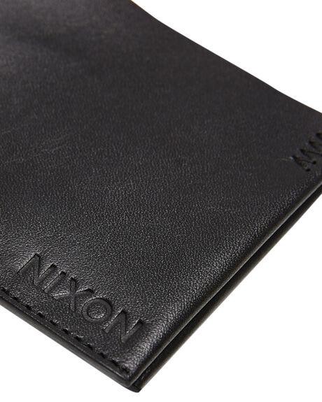 BLACK OUTLET MENS NIXON WALLETS - C3059-000