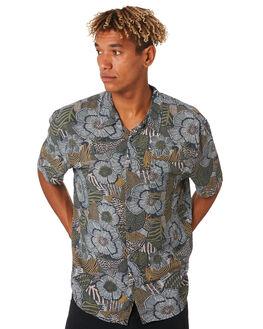 HARWOOD FLORAL MENS CLOTHING WRANGLER SHIRTS - 901638ME1