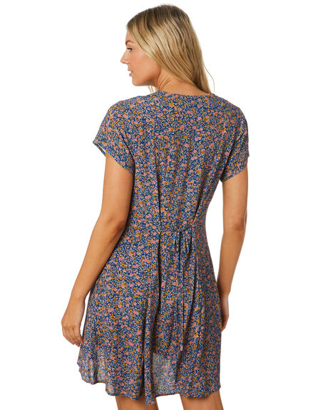 BLUE WOMENS CLOTHING ROLLAS DRESSES - 13459-195