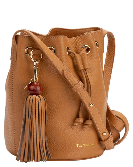 BUTTERSCOTCH LEATHER WOMENS ACCESSORIES THE WOLF GANG BAGS + BACKPACKS - TWG20Q4A07BTSCL