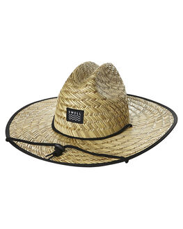 NATURAL MENS ACCESSORIES SWELL HEADWEAR - S51641653NAT