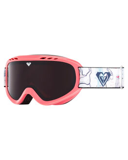 ANIMALS PARTY BOARDSPORTS SNOW ROXY GOGGLES - ERGTG03009WBB9
