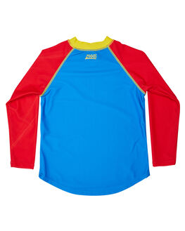BLUE RED BOARDSPORTS SURF ZOGGS TODDLER BOYS - 701618421BLUR