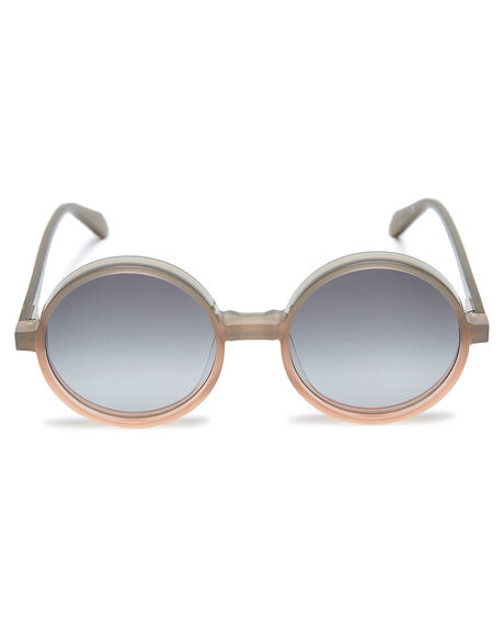 TAN FADE TO MUSK MENS ACCESSORIES VALLEY SUNGLASSES - S0536TFAD