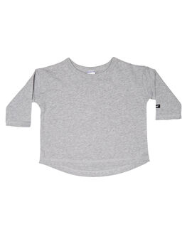 NEW GREY MARLE KIDS BABY BONDS CLOTHING - KXLDANWY