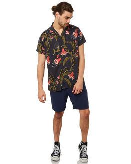 MULTI MENS CLOTHING DEUS EX MACHINA SHIRTS - DMP85534MULTI