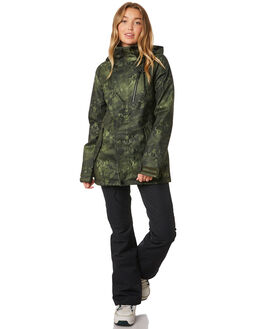 CAMOUFLAGE BOARDSPORTS SNOW VOLCOM WOMENS - H0651902CAM