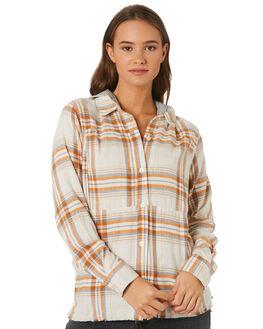 SUMMIT WHITE WOMENS CLOTHING HURLEY FASHION TOPS - BQ0027121